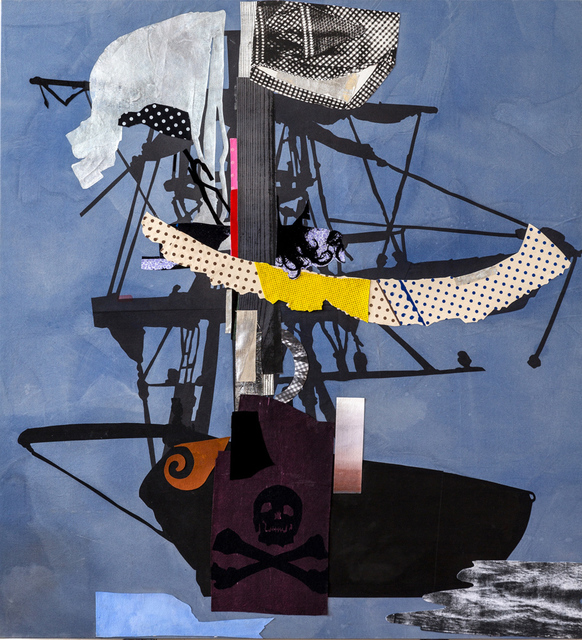 , 'The Exquisite Pirate Ship Oceania | Silver | Flag,' 2012, CAN'S Gallery