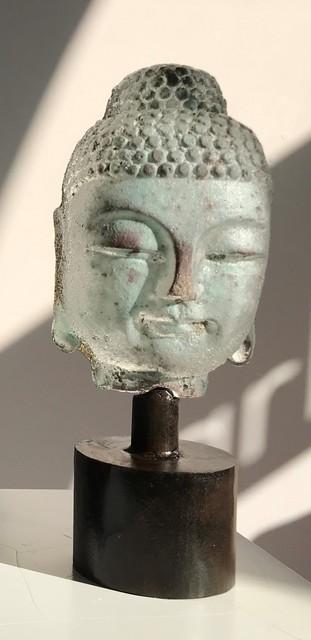 Marlene Rose, 'Mini Buddha - Celadon', 2019, New River Fine Art
