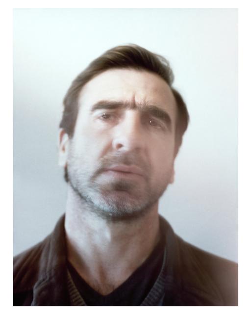 , 'Eric Cantona,' 2009, Francesca Maffeo Gallery