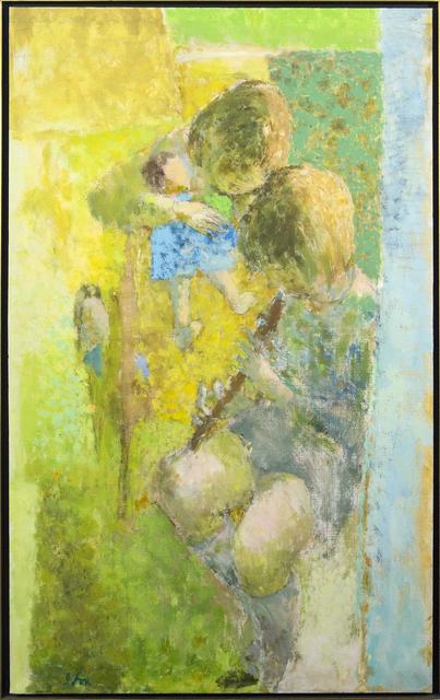 John Fox, 'Two Girls', Oeno Gallery