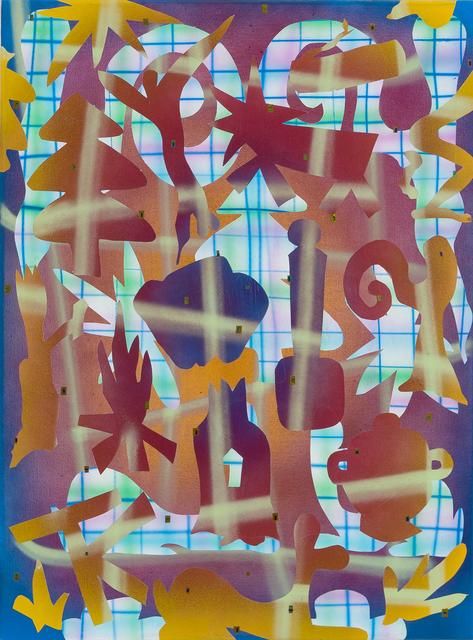 , 'Theory of Gravity Still Life (Red Yellow Blue) 1,' 2015, Asya Geisberg Gallery