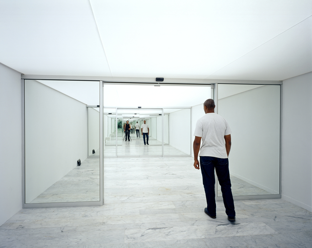 , 'Sliding Doors,' 2003, Gwangju Biennale