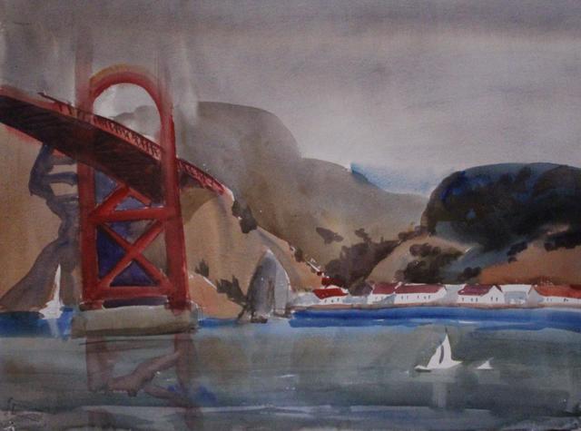 , 'The Bridge,' ca. 2018, STUDIO Gallery
