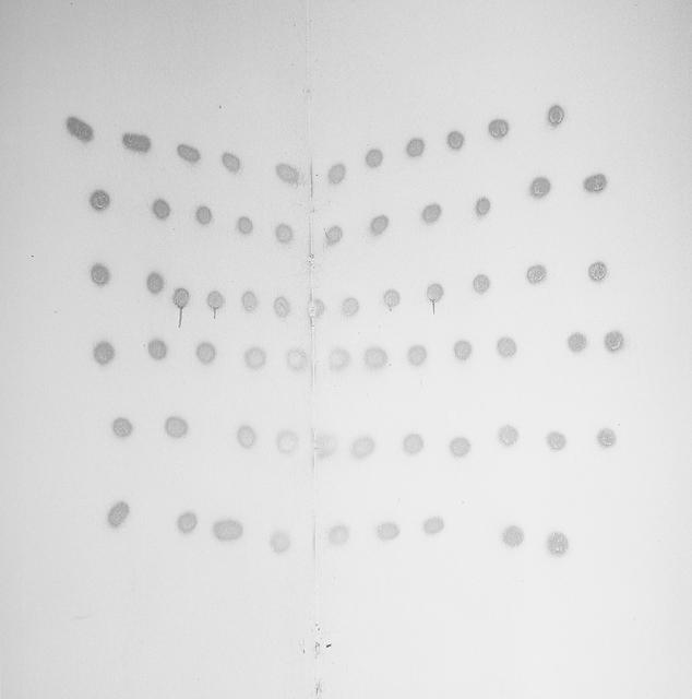 , 'Vandalism Series 74V05,' 1973-1975, wallspace_1