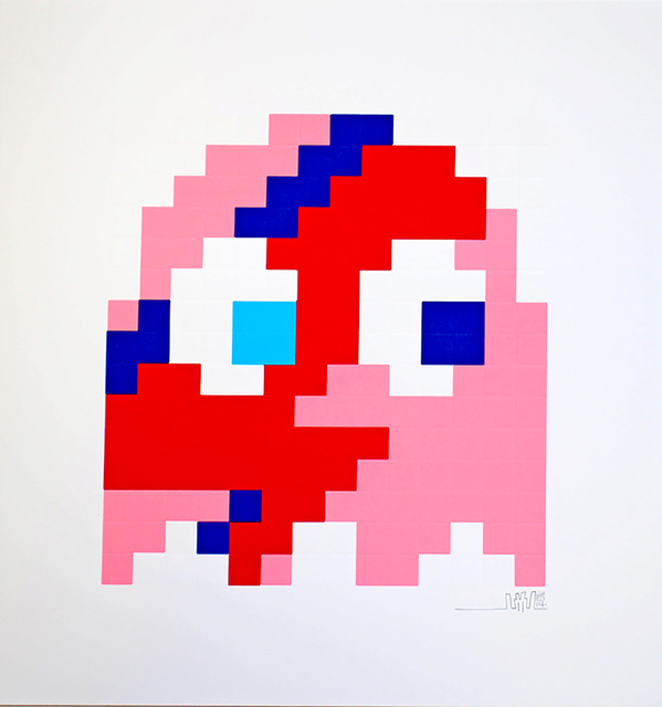 , 'Aladdin Sane (Pink),' 2014, Taglialatella Galleries
