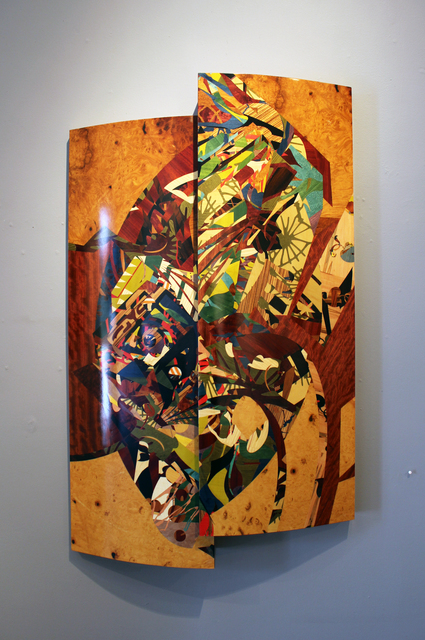 , 'Nine,' 2010, Robert Berman Gallery