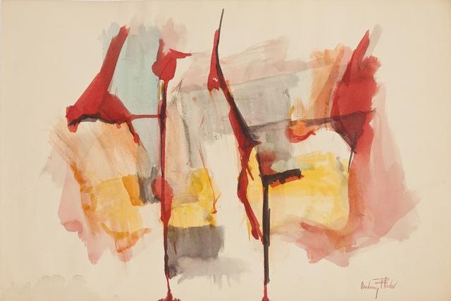 , 'Le Plein,' 1952-1953, Hollis Taggart Galleries