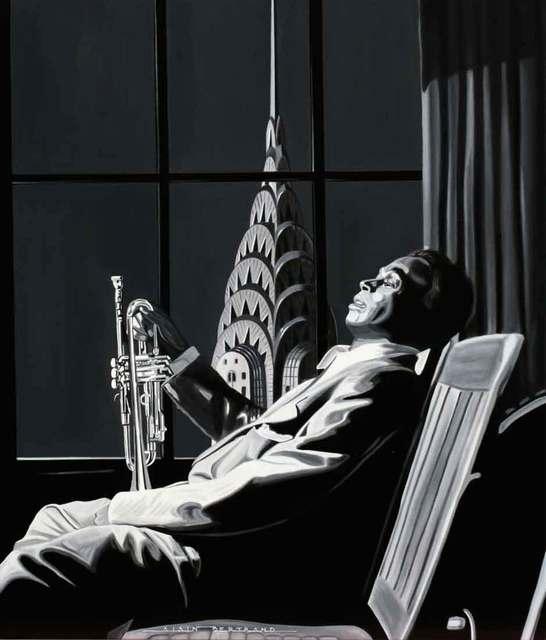, 'Miles Davis,' , Catto Gallery
