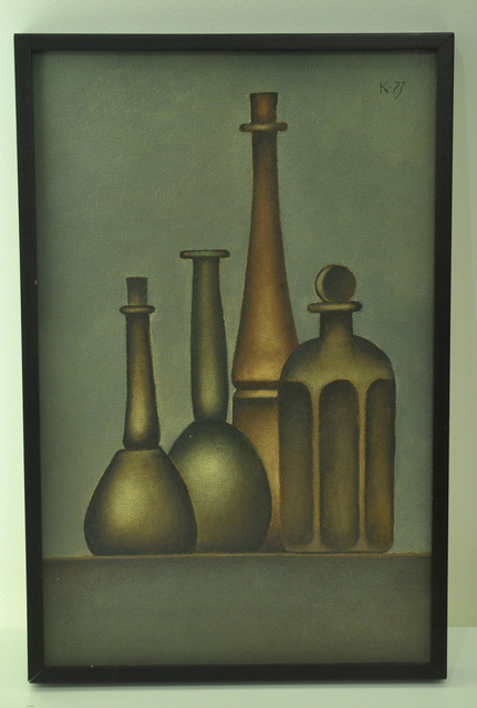 , 'Still Life with Four Jars,' 1973, GALLERY SHCHUKIN