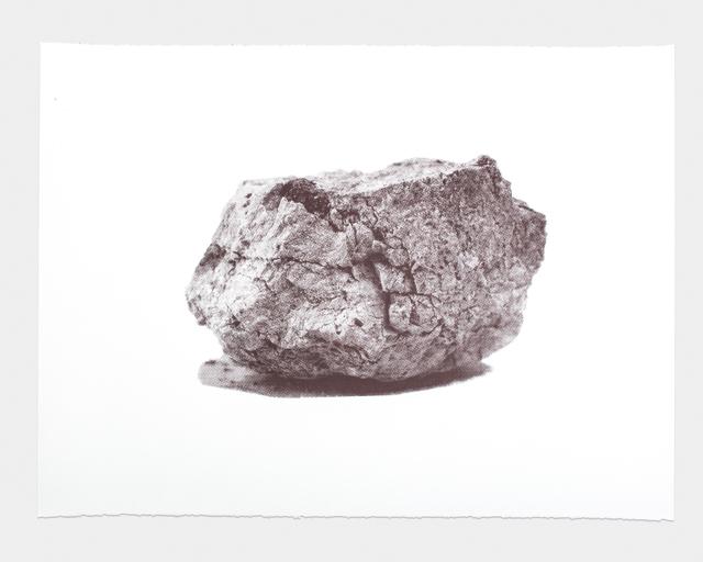 , 'Rock #10 (Artists Palette, Death Valley,' 2014, Denny Gallery
