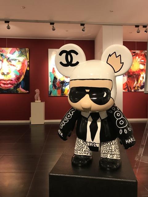 Johanne 8, 'Qee KARL  / SpongeBob / Snoopy', 2016, art&emotion Fine Art Gallery