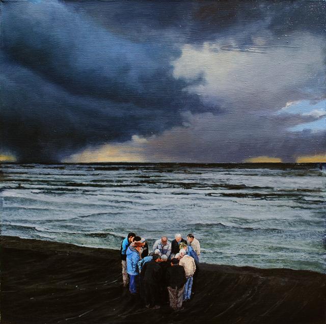 , 'PRESENTIMENT - WAKE,' 2012, Judy Ferrara Gallery