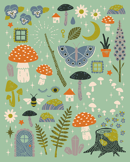 Camille Chew, 'Fairy Garden', Helikon Gallery & Studios