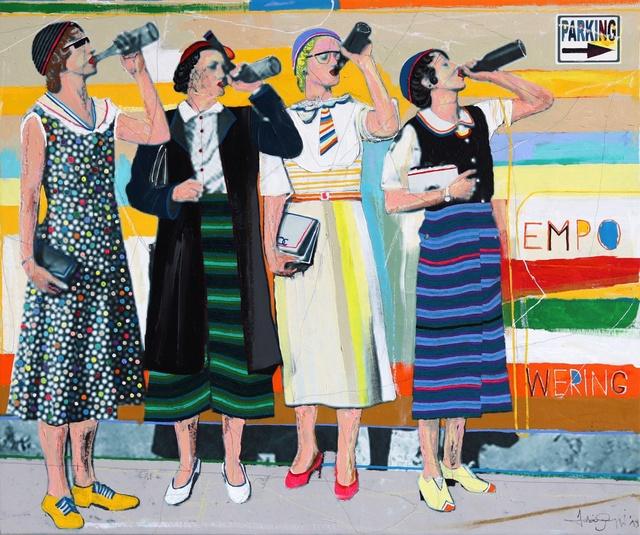 Fabio Coruzzi, 'Empowering #5', 2019, Artspace Warehouse