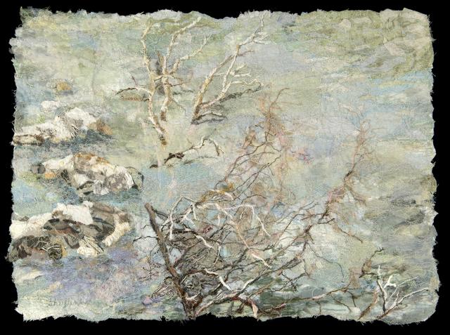 , 'Broken  Pine,' , West Branch Gallery