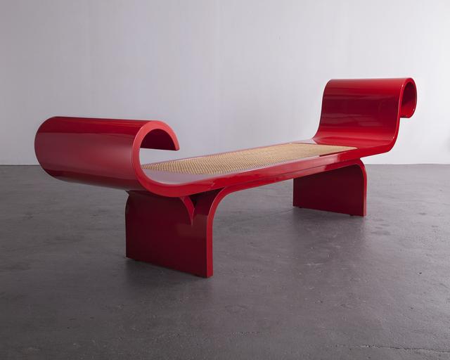", '""Marquesa"" bench,' 2007-2008, R & Company"