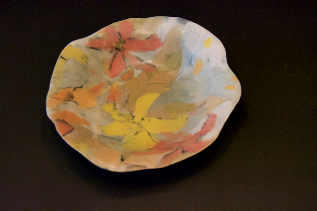 , 'Waimea Bowl,' 2018, Springfield Art Association