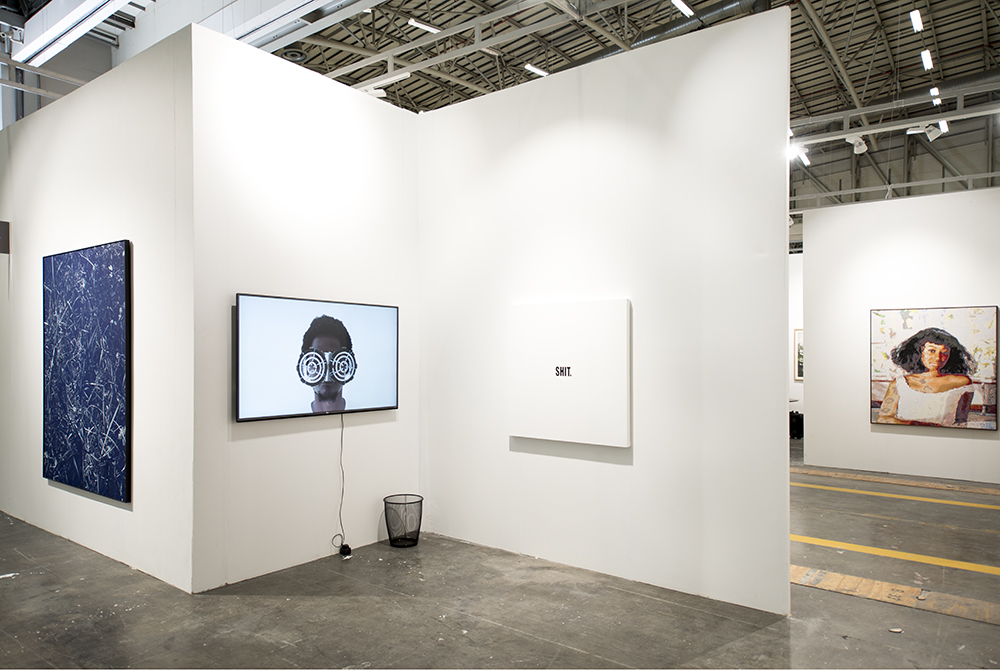 SMAC Gallery | Main Section: Booth C1