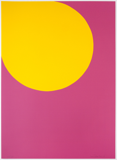 , 'Color Forms (F),' 1974, Senior & Shopmaker Gallery
