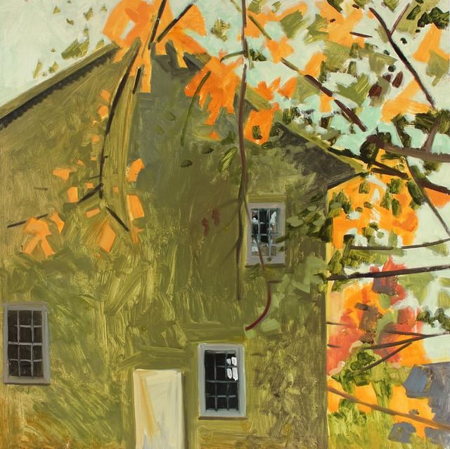 , 'Barn,' 1980, Alexandre Gallery