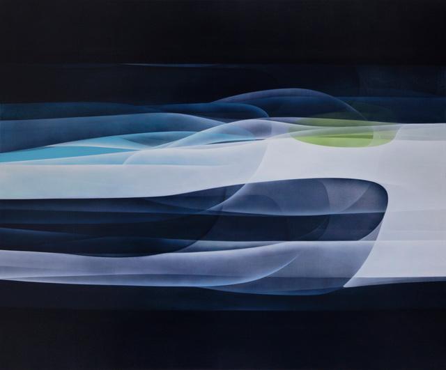, 'Forestial Flow,' 2018, Flinders Lane Gallery