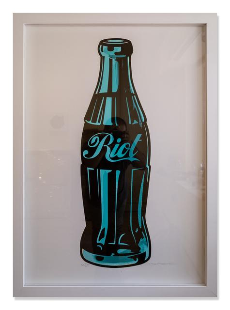 , 'Riot Bottle,' 2018, Treason Gallery