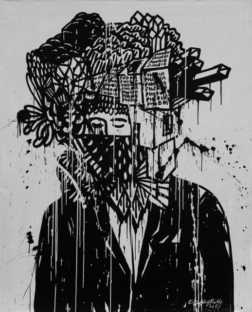 , 'Phobia and Phobia and Phobia,' 2017, Sullivan+Strumpf