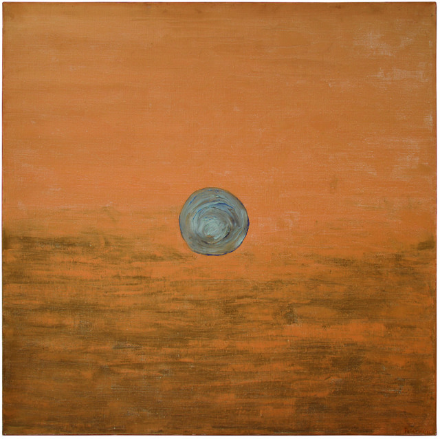 Irma Palacios, 'Planeta azul', 2016, Painting, Oleo/tela, Quetzalli Arte y Diseño
