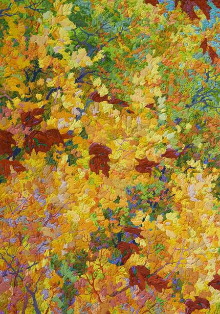 , 'Autumn on the Rio Grande,' 2018, Ventana Fine Art