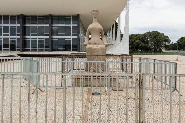 , 'Do discurso político brasileiro #3,' 2007-2017, Galeria Raquel Arnaud