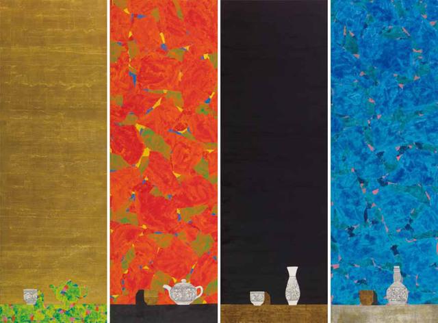 Liao Shiou-Ping, 'Four Seasons', 1997, Longmen Art Projects