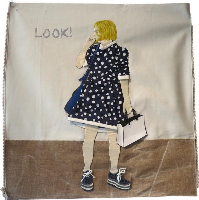 , 'LOOK!,' 2013, MUCA