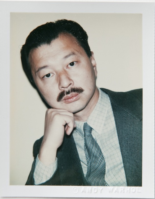 Andy Warhol, 'Andy Warhol, Polaroid Portrait of Michael Chow', ca. 1979, Hedges Projects