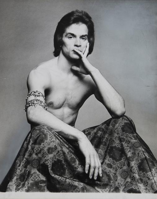 Gian Paolo Barbieri, 'Rudolf Nureyev, Milano', 1969,  29 ARTS IN PROGRESS gallery
