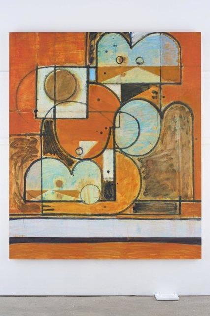 Matthew Burrows, 'Stele', 2015, Vigo Gallery