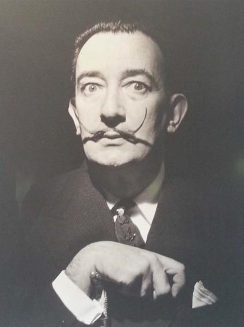 , 'Salvador Dali,' 1943, Bernheimer Fine Art