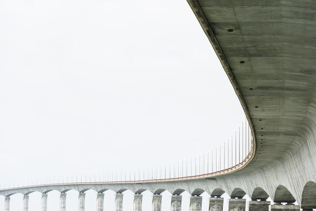 , 'The bridge,' 2017, Flecha
