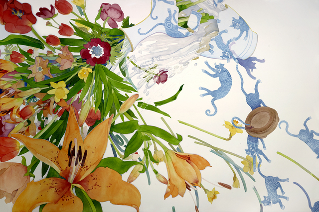 , 'Flight,' 2018, Andra Norris Gallery