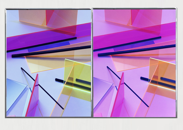 , 'Composition 1T-1E,' 2017, Kadel Willborn
