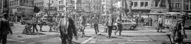 , 'Crossing the Line ,' 2013, Hespe Gallery