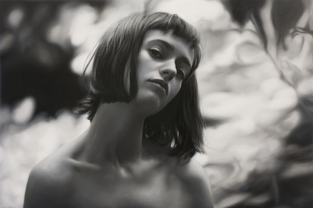 , 'Untitled; Olya Monochrome,' 2016, Marc Straus