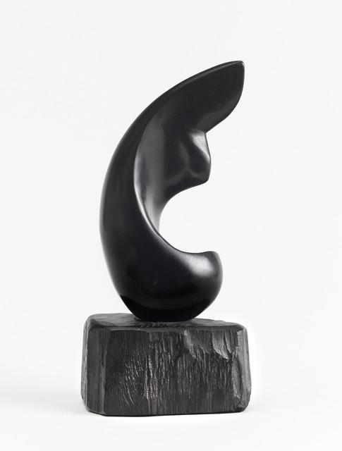 , 'Ebony sculpture,' ca. 1950, Galerie Jacques Lacoste