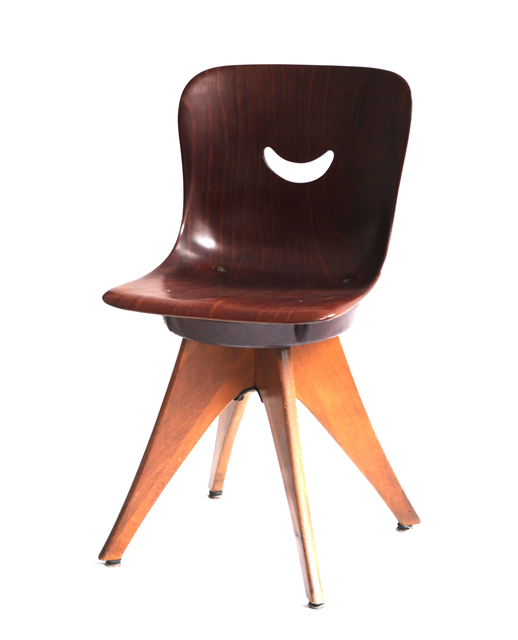 , 'Pagholz Chairs,' ca. 1960, kinder MODERN