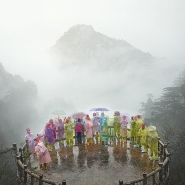 David Burdeny, 'Overlook Huangshan, China', 2017, CHROMA GALLERY