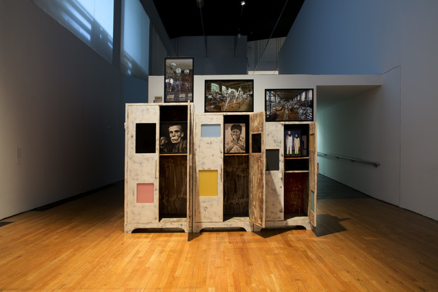 , 'Three Brothers,' 2012-2013, Queens Museum
