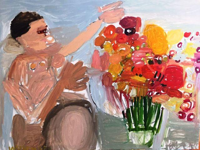 , 'Fleurs pour mademoiselle,' 2016, BP Project
