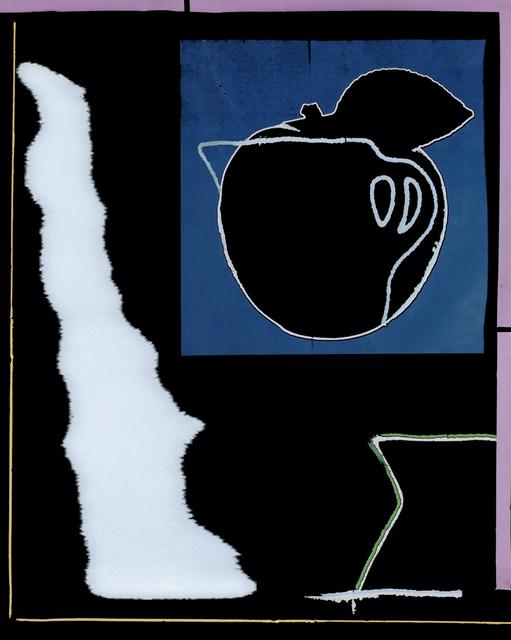 , 'Apple, Pitcher and Pixels,' 2018, James Fuentes