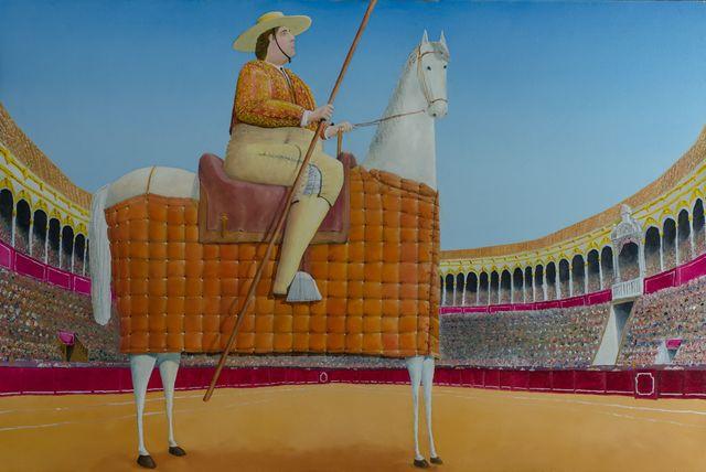 , 'El Picador,' 2017, Agora Gallery