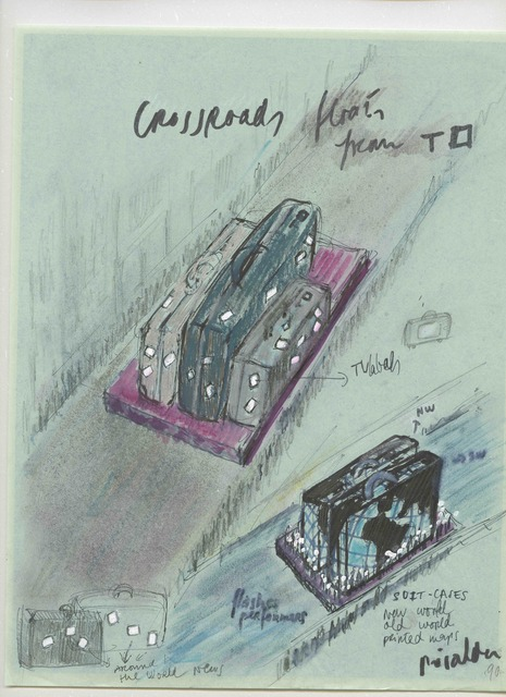 Antoni Miralda, 'Crossroads floats', 1990, Henrique Faria Fine Art