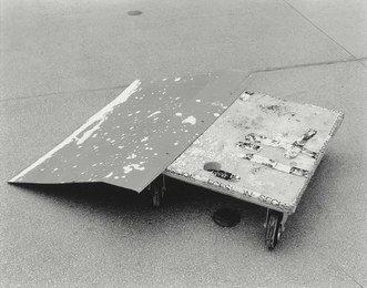 As Yet Untitled (Splatter Gard)